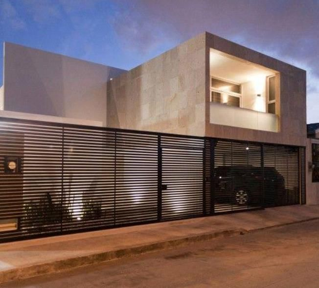 17 best images about arquitectura residencial on pinterest - Modelos de casas modernas ...