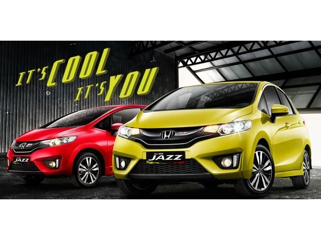 HONDA JAZZ A MT