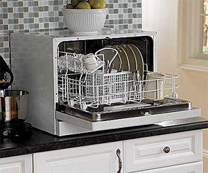 Countertop Dishwasher | DudeIWantThat.com
