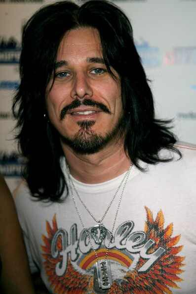 Gilby Clarke--judge on Rockstar Supernova