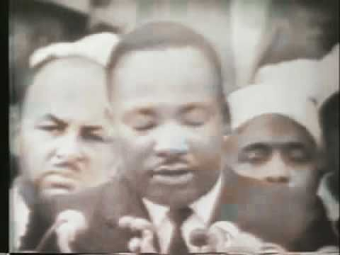 """Dr. Martin Luther King's - """"I have a dream speech."""" Iconic and a great example of speaking for a massive audience. Slow, thoughtful cadence with emphasis and passion. Can't help but listen."""