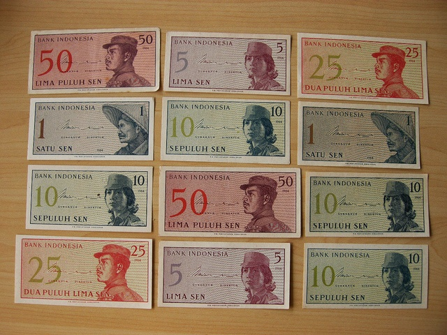 Indonesian Old Money