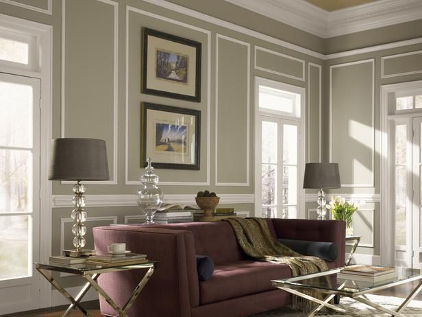 Livable Luxe   Whole House Color Collection From Sherwin Williams. All The  Colors In The Palette Coordinate With Each Other.