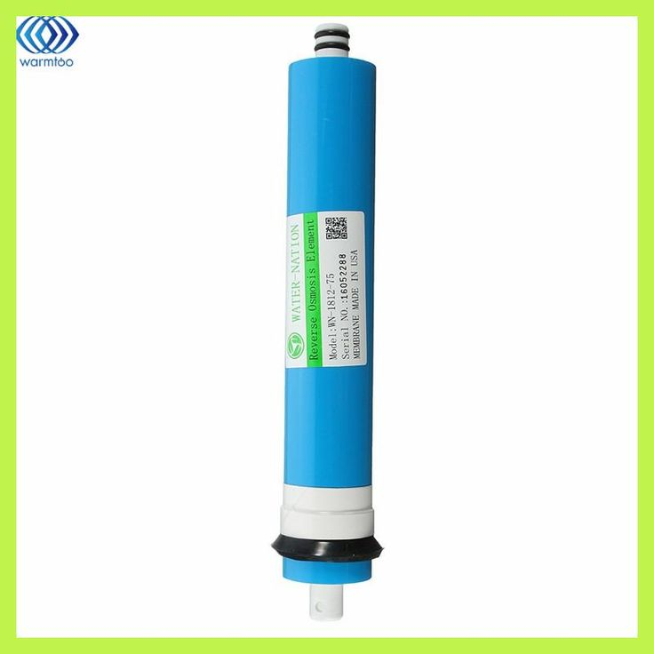 New Arrival Home Kitchen Reverse Osmosis RO Membrane Replacement Water System Filter 75 GPD