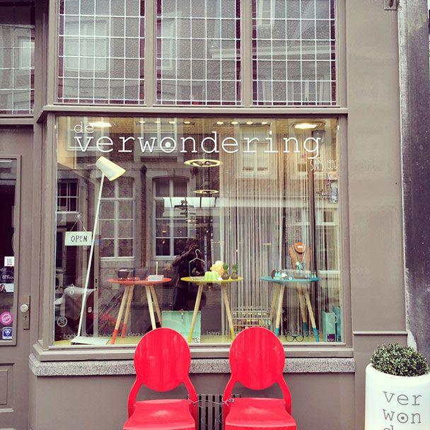 Shops Maastricht   De VerwonderinG