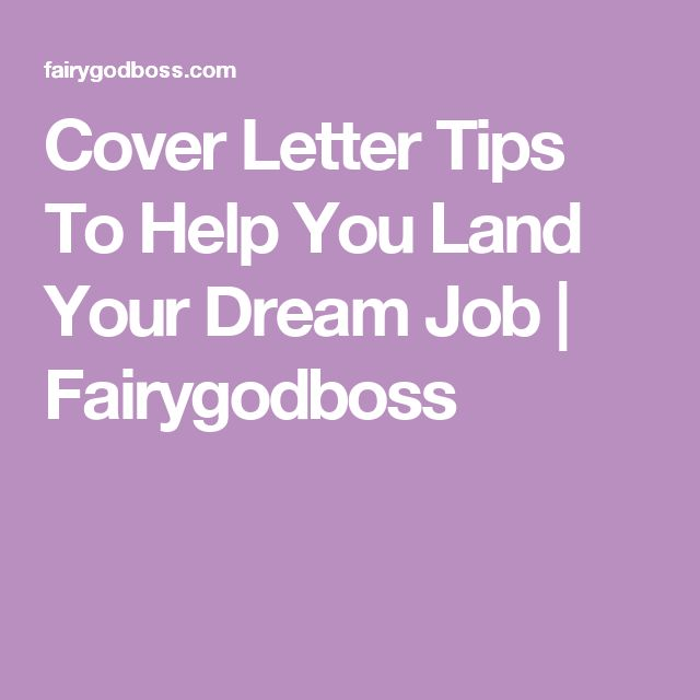 cover letter tips cover letters dream job forward cover letter tips to