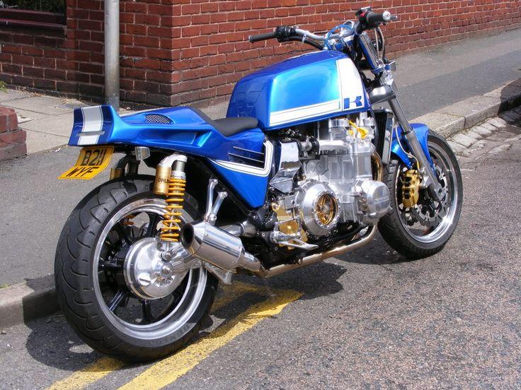Doug Domokos Wheelie King Kawasaki Voyager