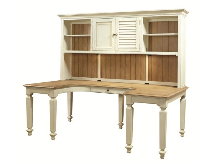 Image result for secretary desks with hutch at The Dump