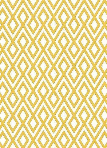 Erismann Wallpaper | Fascination Geometric Mustard | 4629-03