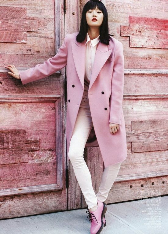 36 best Pastel Coats images on Pinterest | Style, Spring and Blue ...