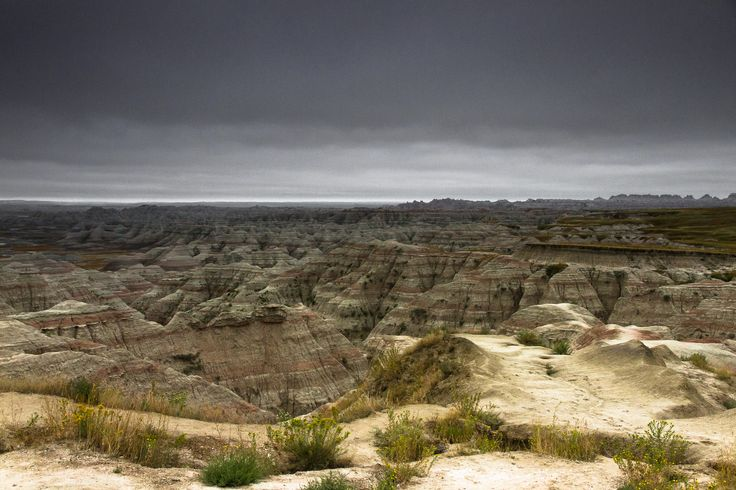 Badlands #badlands #nationalpark http://hikersbay.com/go/usa