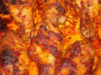 Nem vagyok mesterszakács: BBQ csirkeszárnyak