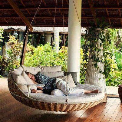 "Cool place to ""hang around"". Looks cool to sit and watch the world go by or to…"