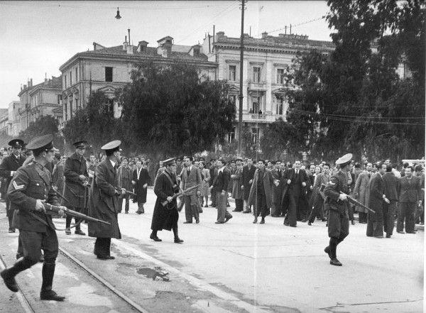 Οι δύο Αθήνες του 1944 | AlfaVita - Εκπαιδευτικό Ενημερωτικό Δίκτυο