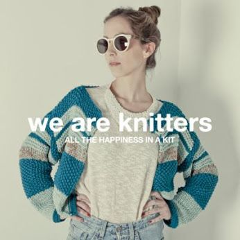 WE ARE KNITTERS sur ezebee.com