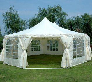 Backyard Tent Party Ideas