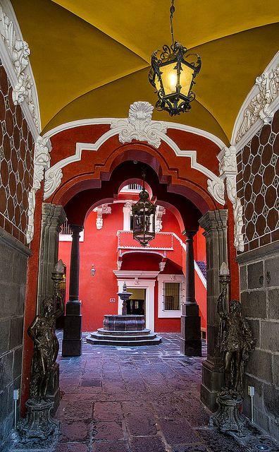 Casa del alfe ique puebla mexico flickr photo for Casa mansion puebla
