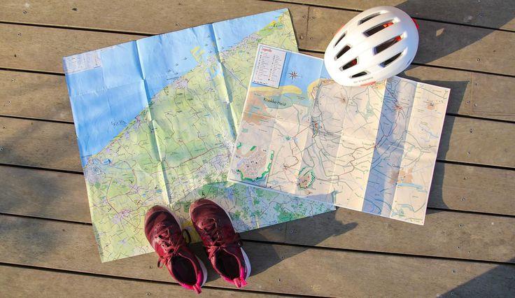Balade à vélo entre Burges et la côté hollandaise