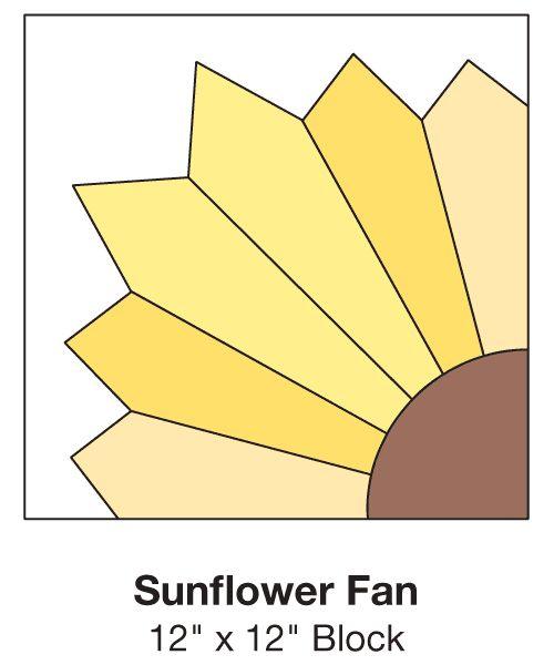sunflower quilt pattern - Bing Images