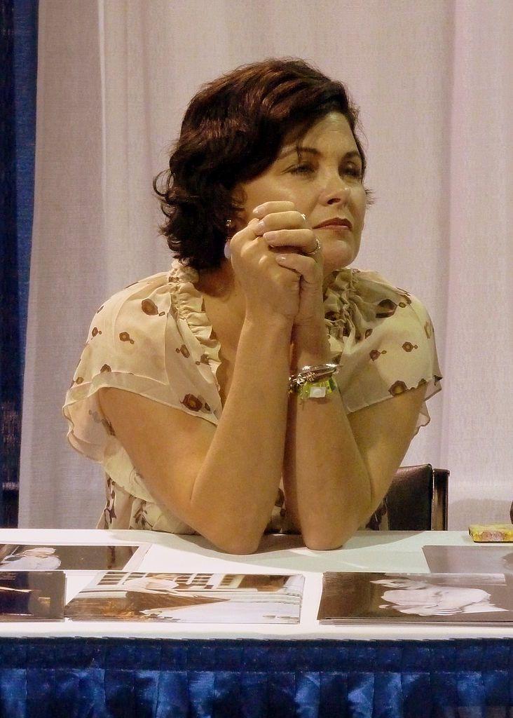 Шерилин Фенн ( Sherilyn Fenn, род. 1 февраля 1965) — американская актриса. Номинант премий «Эмми» (1990) и «Золотой глобус» (1991). В телесериале Дэвида Линча «Твин Пикс» сыграла роль Одри Хорн .