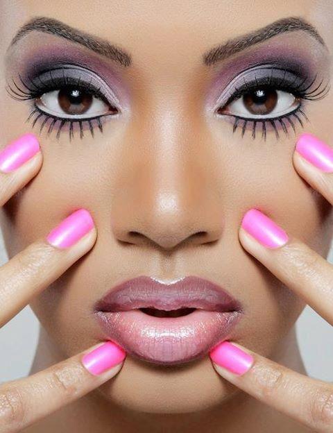 makeup brown skin