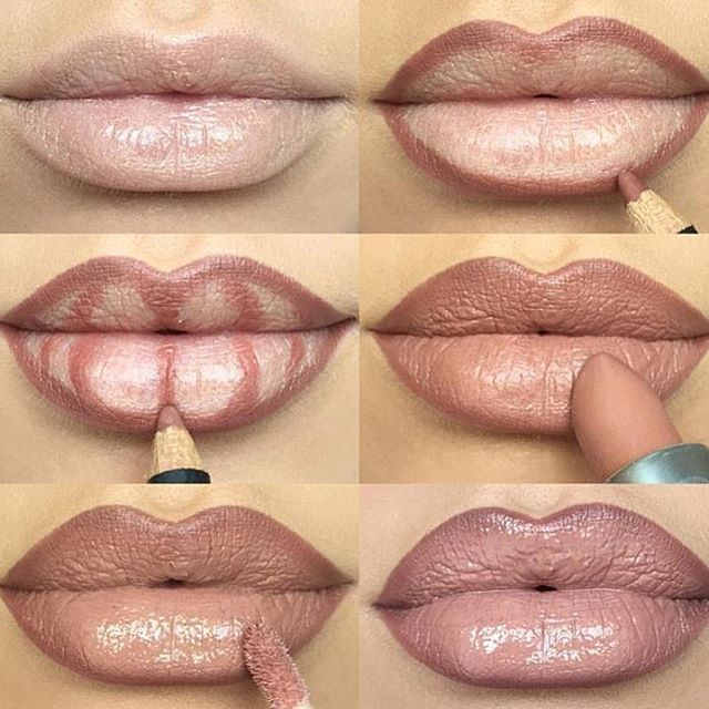 oak lipliner by mac - Google Search