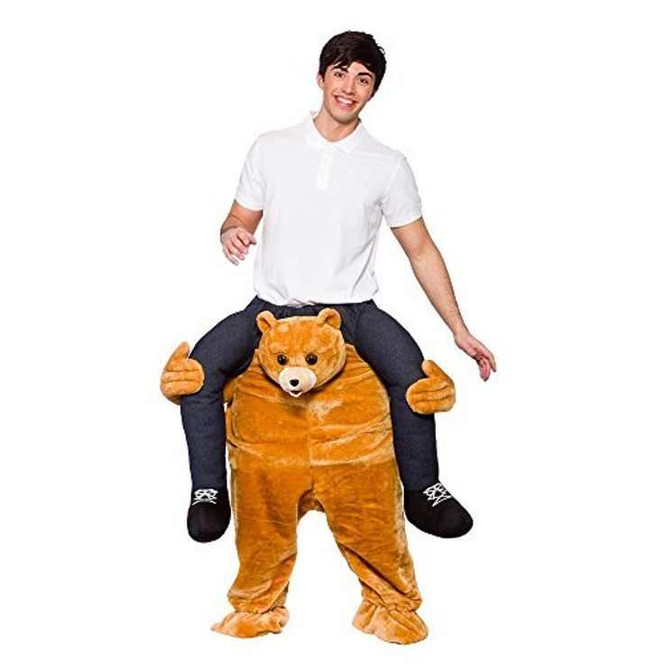 Carry Me Teddy Bear Costume by Fancy Pants Store -- Awesome products selected by Anna Churchill