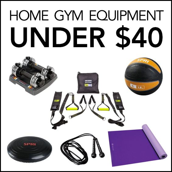 1000+ Ideas About Best Home Gym Equipment On Pinterest