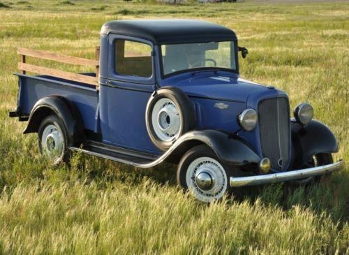 1934 Chevy Pickup http://www.SeedingAbundance.com http://www.marjanb.myShaklee.com