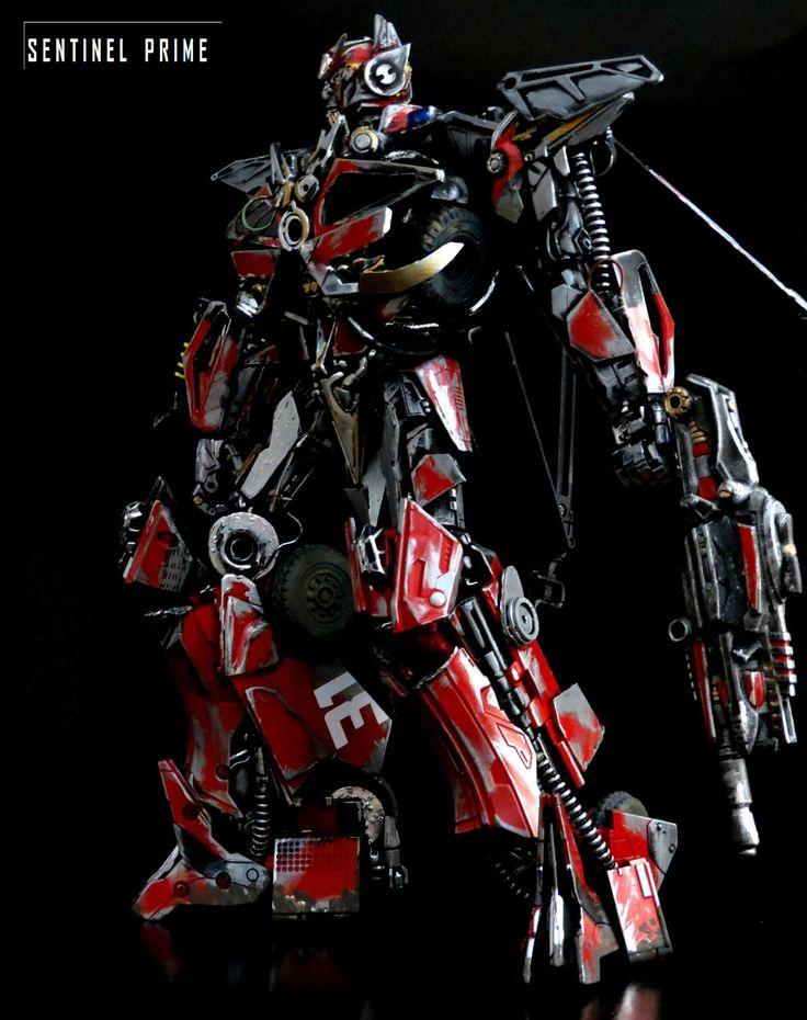 Sentinel prime T3