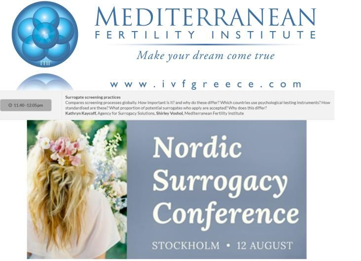 #Nordic #Surrogacy #Conference