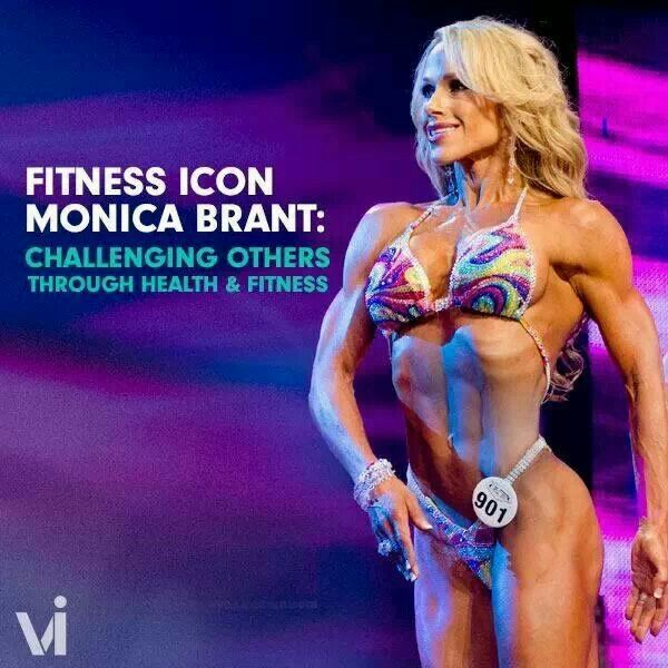 Fitness Icon Monica Brant loves promoting the Project 10 Challenge! #fitnessicon #motivation #fitnessmodel #strongisthenewskinny #fitfam #workout #fitness #bodybuilding #fitspiration #fitnesscelebrity #fitspo #believe  #inspiration #strong #weightloss #beautiful #keepfighting #fitnesslegend #dreambody #fitnessmotivation #Project10Challenge #Visalus