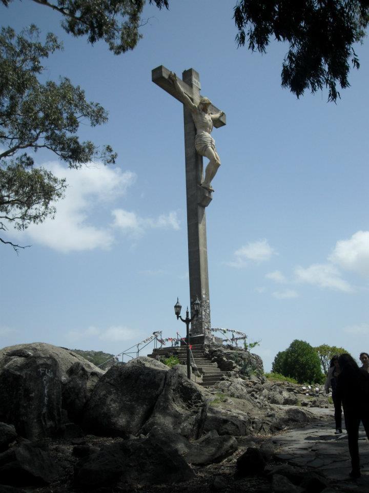God in Tandil, Argentina