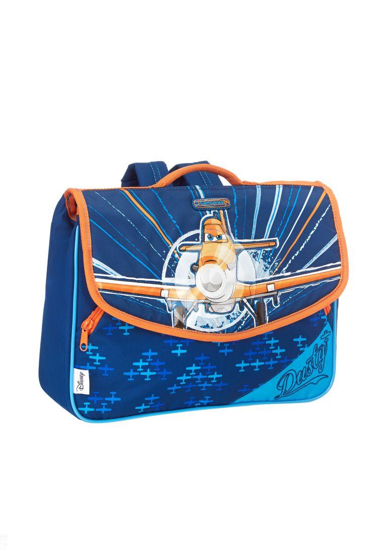Disney Wonder - Planes Schoolbag #Disney #Samsonite #Planesl #Travel #Kids #School #Schoolbag #MySamsonite #ByYourSide