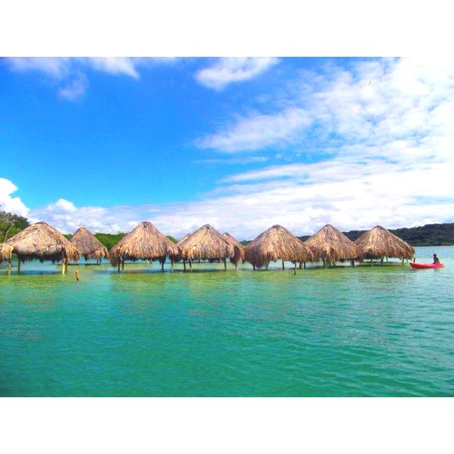 Paraisooooo!!! Cholon, Islas del Rosario-Colombia