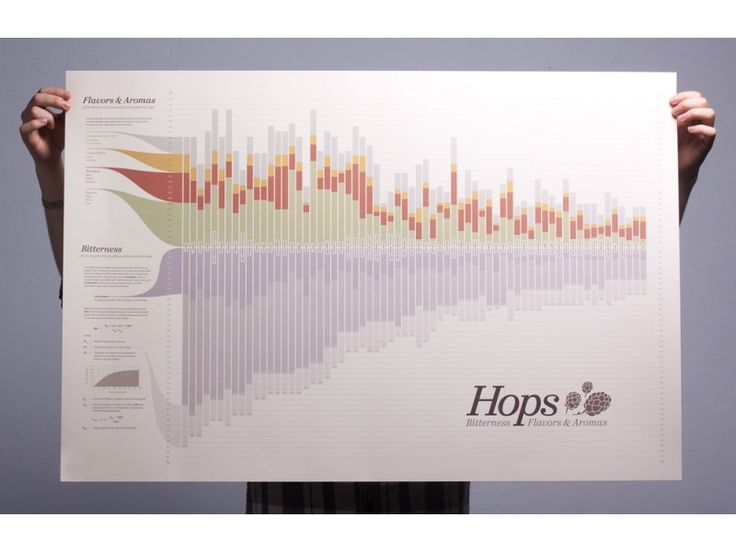 "$28.99  Data-heads and brewers agree, beer-centric infographics are the best. A 24"" x 36"" fits vital stats on a wide range of hop varieties and quality 80 lb paper and a pleasing color palette make it suitable for framing or just tacking to the brewery wall.: Beer Brewing, Beer Art, Hop Charts, Graphics Design, Crafts Beer, Infographic, Homebrewing Finding, Charts Posters, Craftbeer"