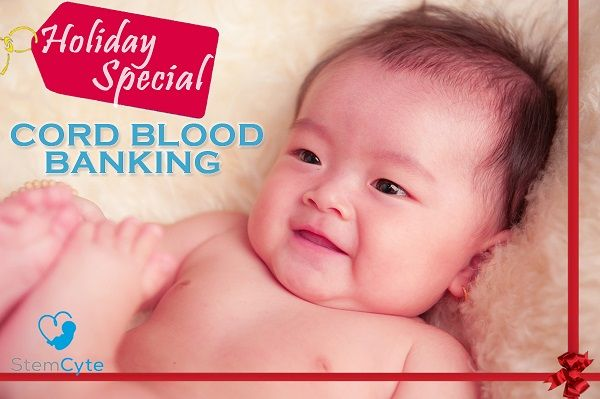 #Holiday offer ending soon! Don't miss your chance to bank with StemCyte! Pricing goes up Jan. 1st! #Cordblood has been used to treat 80+ diseases! If you or someone you know is #pregnant, don't wait! Sign up now here: http://bit.ly/HolidayPricing2014Pin! There is no better gift this holiday season!