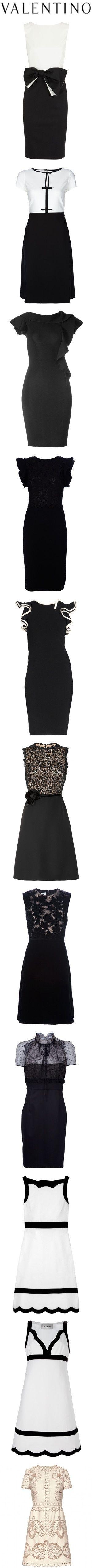 Чудесные и элегантные платья от Valentino