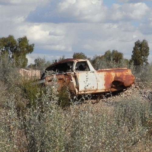 EJ Holden Ute early 60's