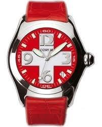 Swiss Watch - The flag of Switzerland PM