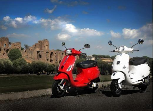 Nice Il Tribunale di Parigi ordina la distruzione degli scooter che copiavano la Piaggio