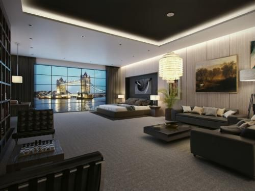 This Is What A Billionaire's Apocalypse Shelter Looks Like | Zero Hedge