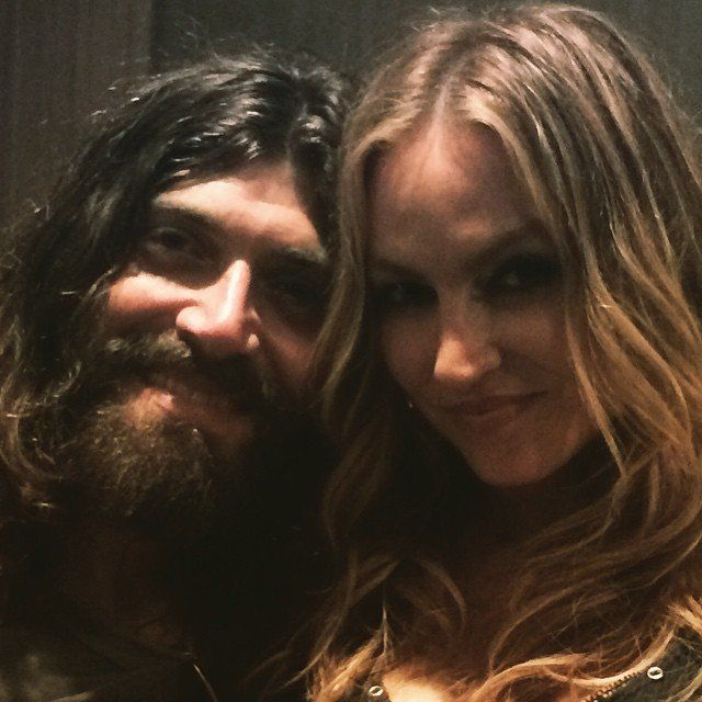 Pin for Later: 27 Engaged Celebrity Couples We Can't Wait to See Tie the Knot Drea de Matteo and Michael Devin