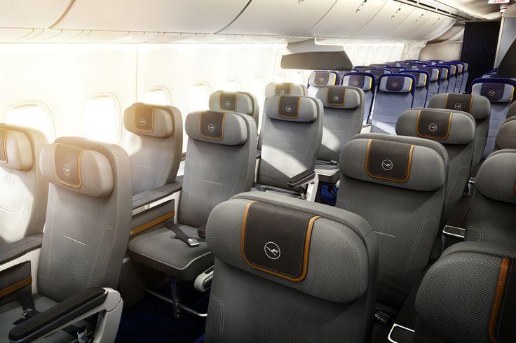 #Lufthansa - nowa klasa Premium Economy