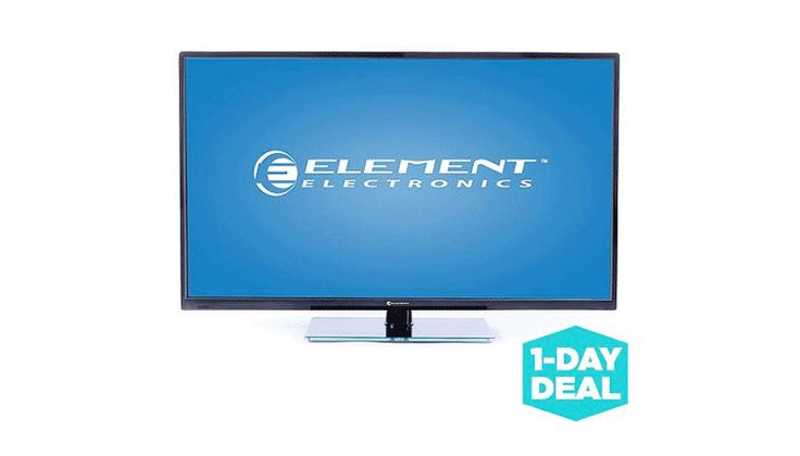 Walmart Black Friday 1-Day Deal: $199 42-inch Element ELEFS421A 1080p LED TV