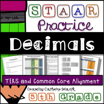 86 best 5th grade staar images on pinterest math lessons math grade 5 staar prep decimals teks 53d 53e 53f 53g 53k malvernweather Images