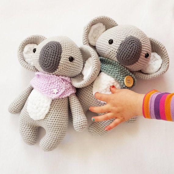 Crochet pattern/pattern German English Spanish by AmalouDesigns