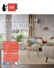 Verf en Wand folder 1 voorjaar 2014  De vakman voor interieur en exterieur.  Alles om van je huis een thuis te maken! De laatste woontrends; #verf en #behang.