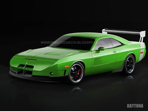 Dodge Daytona Concept | Dream Vehicles | Pinterest | Plymouth, Cars and The o'jays