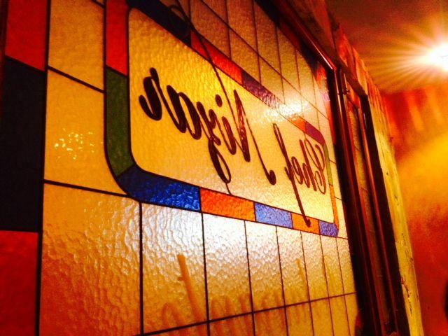 """Café Nizar"" in Arrecife"